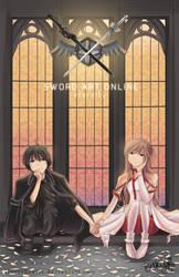 Eternity (Sword Art Online) by cloverhearts