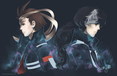 Ace Attorney: Lost Ones in the Stars by cloverhearts