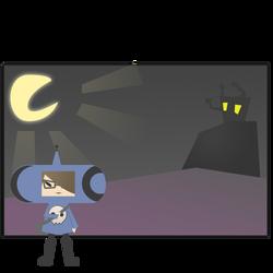 Nighttime Adventures by Byouki by katamari-club