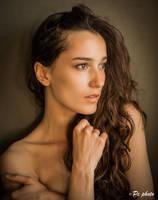 Sofia portrait by philippe-art