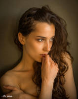 Sofia portrait 2 by philippe-art