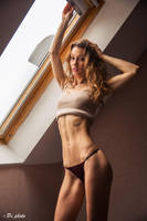 Geena toned body by philippe-art