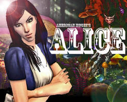 American McGee's Alice by softemotion