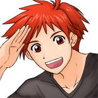 OC - Ryusei by Suihara