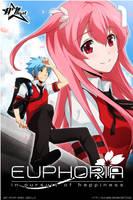Euphoria Manga Cover 1 by Suihara