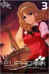Euphoria Manga Cover 3 by Suihara