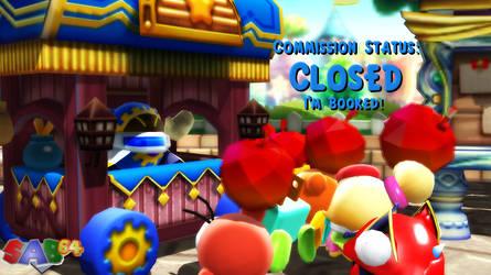 Commission Status by SAB64