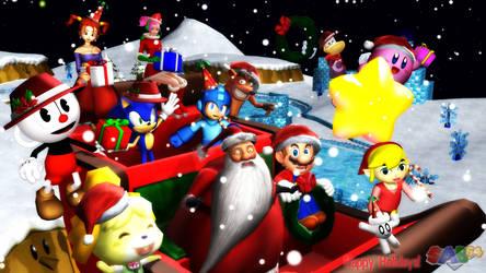 Happy Holidays! by SAB64