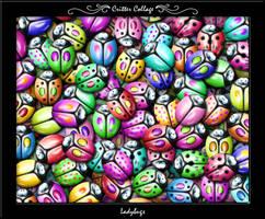 Ladybug Collage by KomodoEmpire