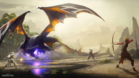 Gamoran Stormrider by JeremyPaillotin