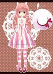 Strawberry Girl [sold to soki92] by tsunyandere