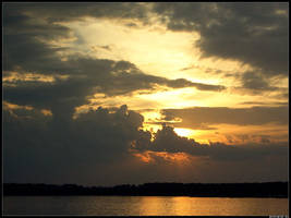 Evening gold by spirik