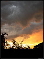 Gathering storm by spirik