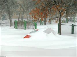 Snowdrop by spirik