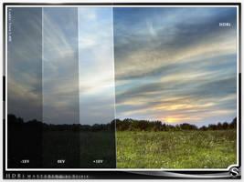 Sunset time 1 HDRi Mastering by spirik