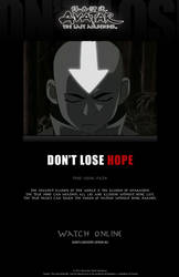 DON'T LOSE HOPE - ATLA-Clip by spirik