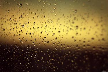 Raindrops - 01 by spirik
