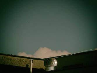 shiny roof shroom by shmootik