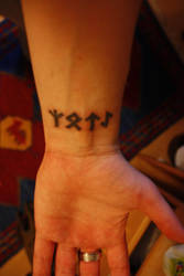 Runic Branding - Runic Family tattoo by TheGhostBox