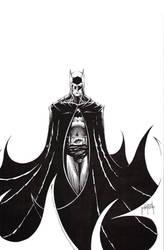 Batman Cape of Flame by JMan-3H