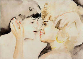 simon and Alisha by DeuxStyle