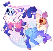 [Auction] :: Dreamy Chimes (closed) by PhloxeButt