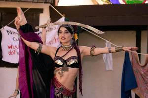 Sword Dancer by atistatplay