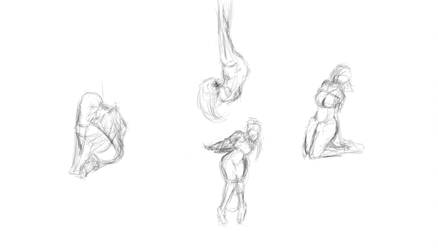 Sketchdump by Dani1202