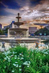 Summer in Bucharest by elizarosca