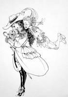 Genderbent Peter Pan by iesnoth