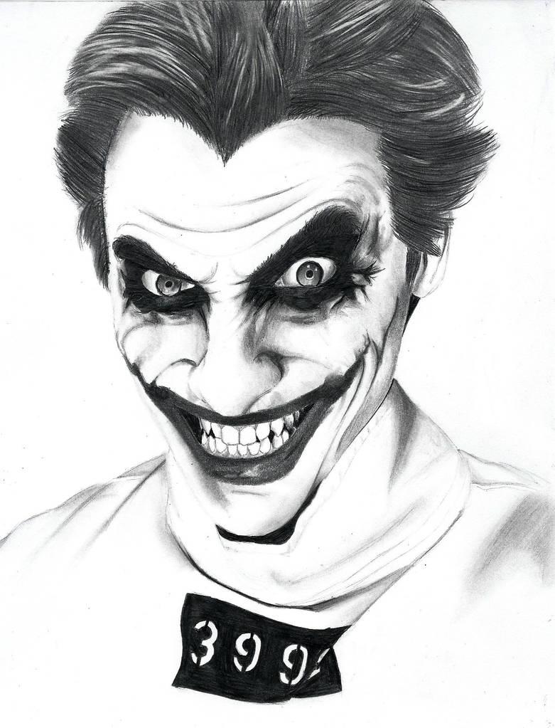 Patient: 3992 / Name: The Joker by Hellsing-Order