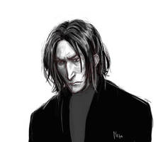 Snape by Berenica
