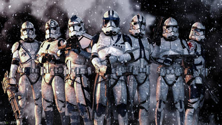 The finest of the 501st by Erik-M1999