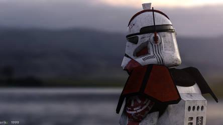332nd ARC Trooper (4k) by Erik-M1999