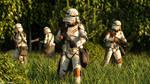 2nd Airborne on Alderaan by Erik-M1999