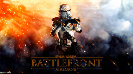Star Wars Battlefront: Airborne by Erik-M1999