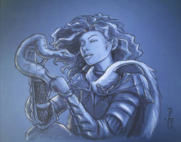 Trixie - The Winter Witch by Narthyxa