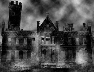 The house of ghosts by JAKOKTO