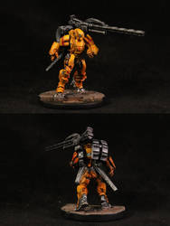 Yu Jing: Yan Huo Invincible with HMC by dicepoolplays