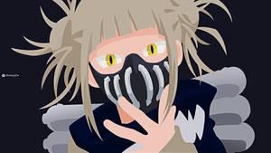 Minimalistic Himiko created by AnimeyZin(Withh Zin by AnimeyZin