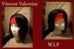 VincentValentine W.I.P by flames-of-monki
