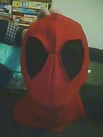 Deadpool hood by flames-of-monki