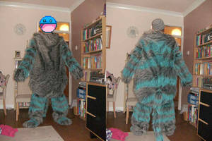 Cheshire Cat Body Complete :O by flames-of-monki