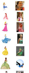 Disney Ever After Princess' by flames-of-monki