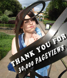 30000 PAGEVIEWS by flames-of-monki