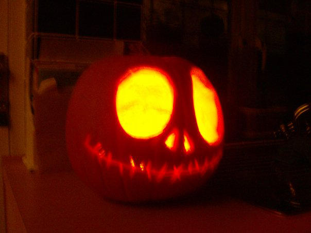 Jack Pumpkin by flames-of-monki