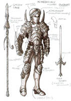 Order of the blade concept by TheDemiurge