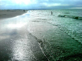The Beach by mickhummel