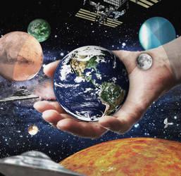 Globe by mickhummel