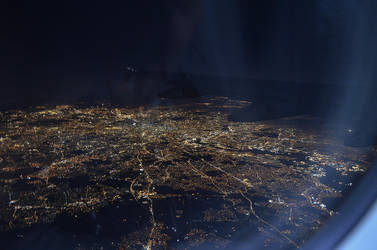 London from above. by mickhummel